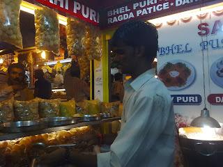 Bhaiya ek plate Pani Puri!!