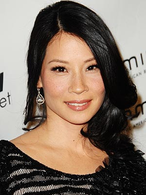 celebrity stock photos - Lucy Liu