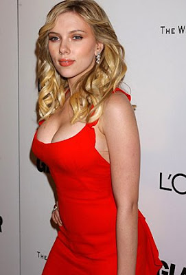 celebrity stock photos - Scarlett Johansson