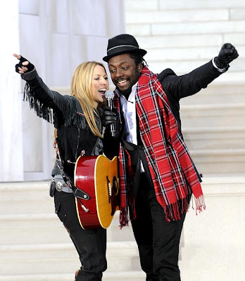 Sheryl Crow and Will.i.am