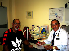 MY PHYSICIAN SINCE 1982 - DATUK DR. SINGHAM