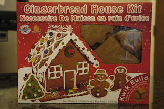 Orbit Cookie - Gingerbread House Kit