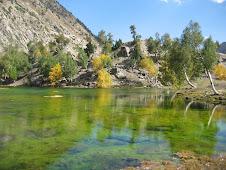 Naltar Lake.