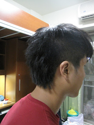 My New Taiwanese Hair Cut My Mission: 16 Countries in 6 Months