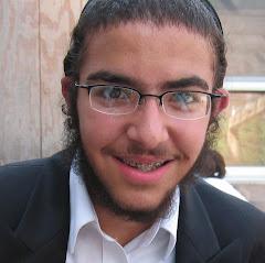 L'ilui nishmas Shalom ben Chaim Nosson