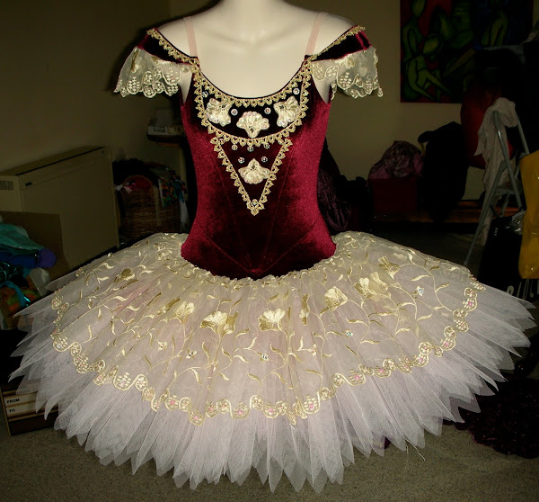 Classical tutu (stretch) GS 2007