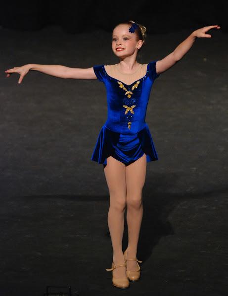 Tap costume AJ 2008
