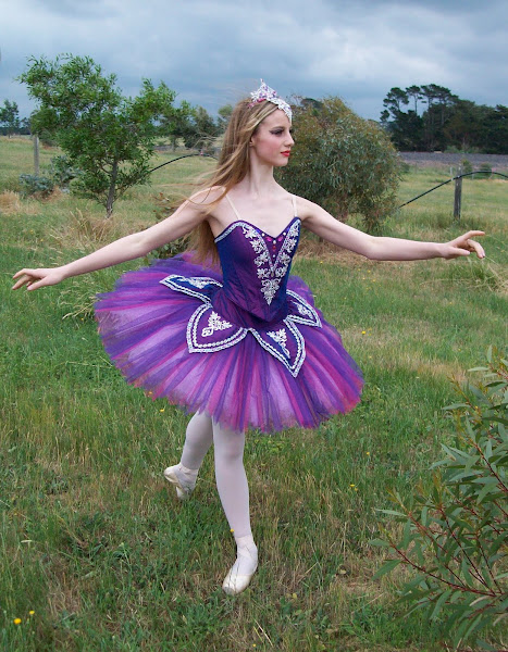 Traditional (non-stretch) classical tutu JRH 2009