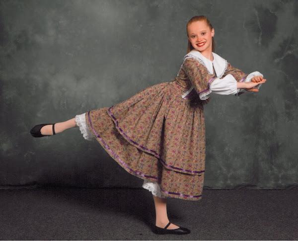 "Demi-character costume ""Beth"" AJ 2010"