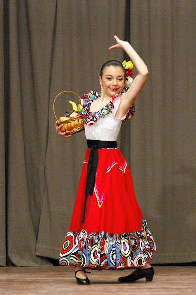 National costume Mexicam IL BDA