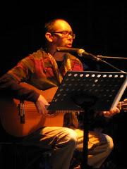 Armando Rosas, en la noche de primavera