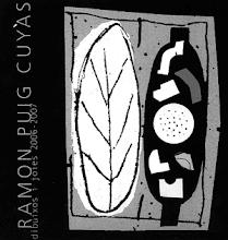 Ramon Puig Cuyàs, Dibuixos i joies 2006 - 2007