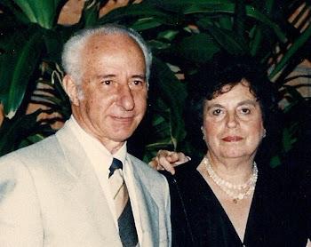 Geraldo e Zilda ( Voinho e Voinha)