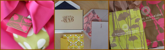 Bennett Schneider - Invitations and Stationery