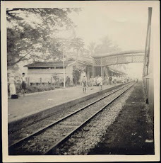Stesen Kereta Api Tg. Malim - 1930-an