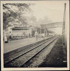 Stesen Kereta Api Tg. Malim - 1930-an