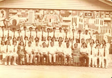 Bendahari Badan Pengawas MES 1977 (ii)