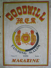GOODWILL MES 1958