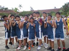Naib Johan Bola Keranjang MSSD Batang Padang 2007