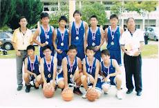 Johan Bola Keranjang MSSD Batang Padang 2009