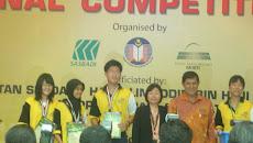 MES Juara Robotik Kebangsaan - WRO 2009