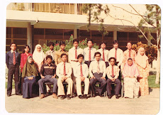 Sidang Redaksi Majalah MPIK 1980 - 81