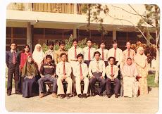 Sidang Redaksi Majalah MPIK 1980 - 81