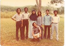 Guru Sementara SMJK Katholik (Persendirian), Tg.Malim 1978 - 79