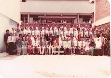 Guru C2 SMK Dato Bendahara CM Yusuf, 31800 Tg.Tualang, Perak 1983