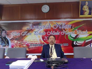 Fasilitator Kem Penulis Muda SM Negeri Perak 2010