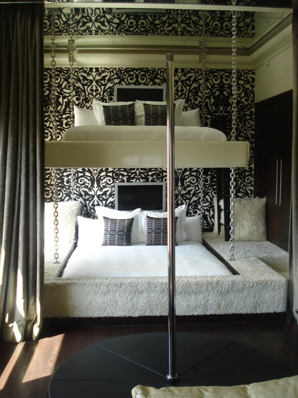 HotelChatter Andaz San Diego s King Size Bunk Beds
