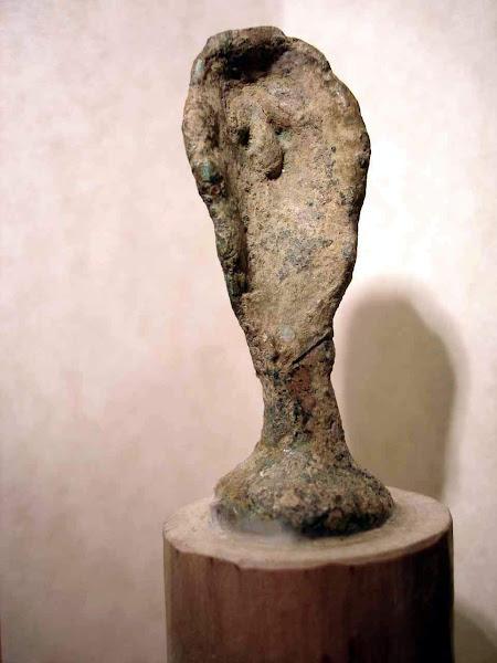 Reperti Archeologici dalla Ricerca del 2009