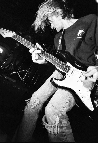 History Of Fender Kurt-cobain-1991