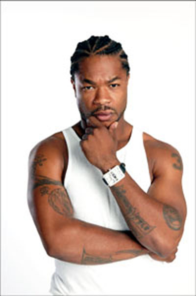 Xzibit As A Tattoo