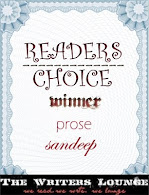 WL Readers Choice Award