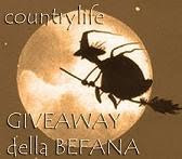 "Blog Candy della Befana di ""Countrylife"""