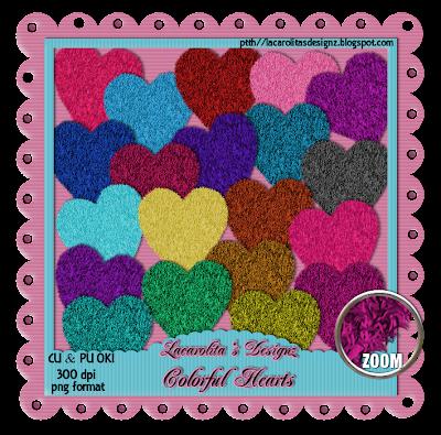 http://lacarolitasdesignz.blogspot.com/2009/05/colorful-hearts-cu-pu-ok.html