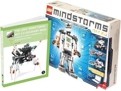 LEGO Mindstorms 6 eBooks pack
