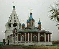 Храм Тихвинской иконы Божьей матери (Коломна)