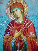 Cемистрельная икона божьей матери