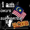 OKU'S Supporter Blogger