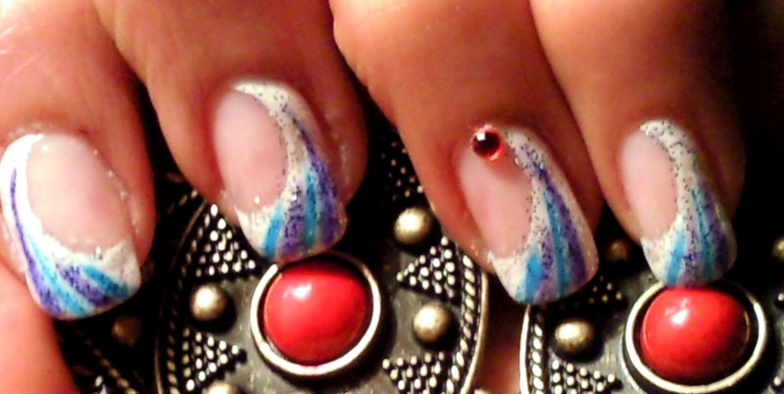 felicidadeprata* SpAcE : Nail Decoration