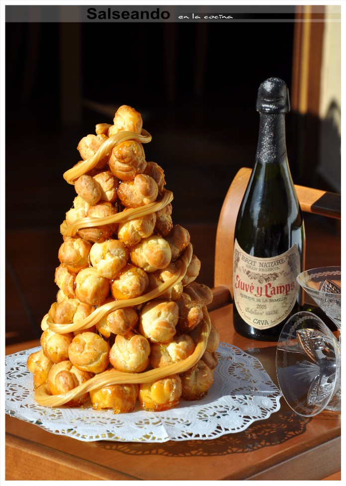 Image Result For Chocolate Croquembouche Wedding