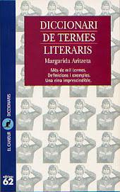 Diccionari de termes literaris
