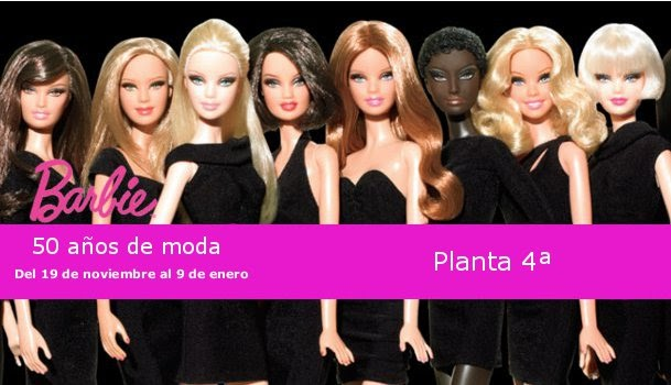 Superfluo imprescindible 50 a os de barbie en el corte ingl s - Supercasa de barbie el corte ingles ...
