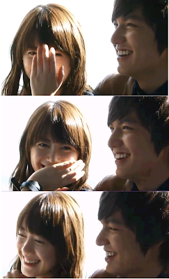 supermunchee: Lee Min Ho and Goo Hye Sun Together!