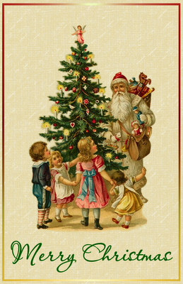 Arsvivendi ☆ Vintage Christmas Cards