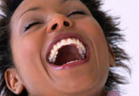 Laugh Helps to Lose Weight Greatly