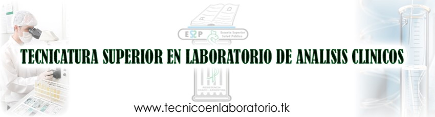 tecnico superior en laboratorio