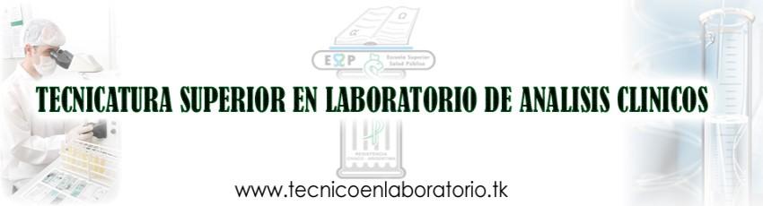 tecnico superior en laboratorio